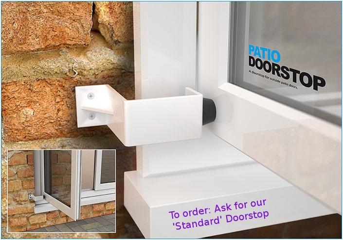 Nice Patio Doorstop | Patio Doors | Bifolding Doors | Stables, Garages U0026 Gates
