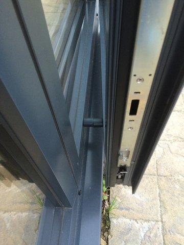 CatchStop - the magnetic catch for patio & bi-folding doors