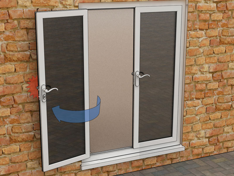 Patio Doorstop Gate Stop Bifolding Doorstop Stable